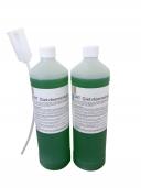 Reinigingsmiddel dagelijks 1 liter (verpakt per 2 stuks) - Onderhoudsmiddelen