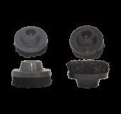 Accessoires: DSR-Fixx voor kogel 10mm grijs