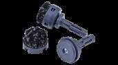 Accessoires: Footfixx Hollow Small 31 mm HPF