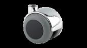 Accessoires: Zwenkwiel 50mm Chroom / 8